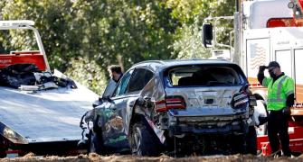 Tiger Woods will not face charges in car crash