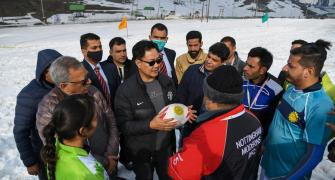 PM Modi inaugurates Khelo India Winter Games