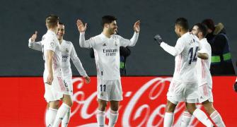 La Liga: Real Madrid see off Celta to return to top