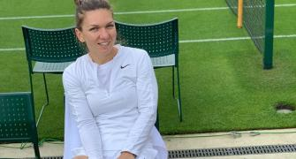 Aus Open: Halep ready for 'mentally hard' quarantine