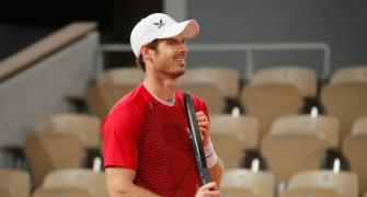 Murray 'gutted' to miss Australian Open