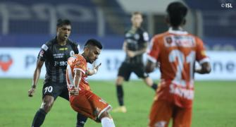 ISL: FC Goa keep it late to hold ATK Mohun Bagan