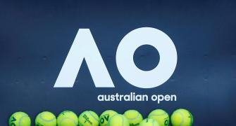 Two more players test positive at Aus Open