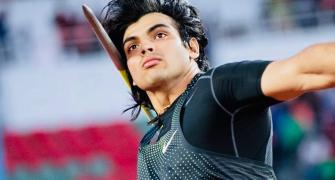 How javelin thrower Chopra is dealing with anxiety