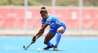 India women face first defeat on tour of Argentina