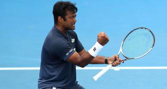 Paes plans French Open return with an eye on Olympics