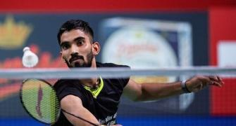 Swiss Open: Srikanth, Satwik-Ashwini advance