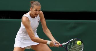 Pliskova set for difficult battle to end Slam drought