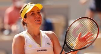 Long road leads Pavlyuchenkova to brink of glory