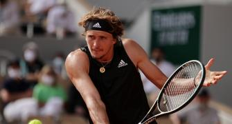 Dejected Zverev sees no positives in French Open loss