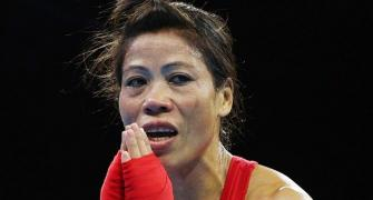 Mary Kom punches way into semis of Spanish tourney