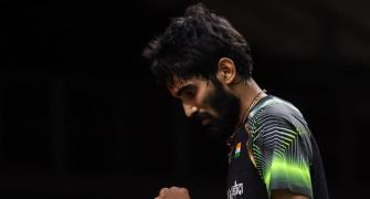 Swiss Open: Srikanth in quarters; Saina out