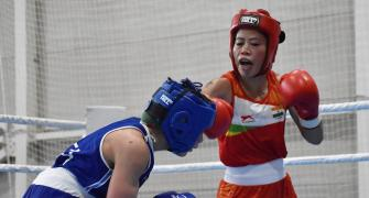 Spain boxing: Mary Kom wins bronze