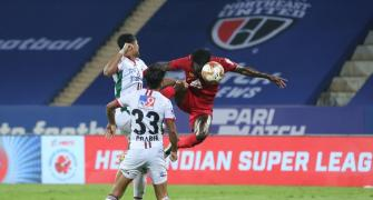 ISL semis: NorthEast play out a draw against Bagan