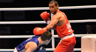 COVID-19 derails Indian boxers in Spanish tourney