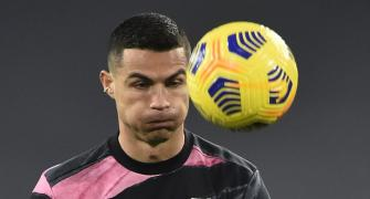 Champions League: All eyes on Ronaldo