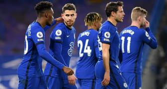 EPL PIX: Havertz shines as Chelsea beat Everton