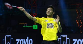 All England: Saina retires hurt; Prannoy, Sameer win