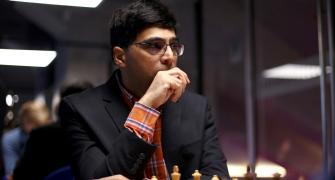 Anand to take on fans to raise funds for Covid-19 aid