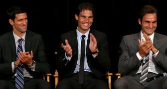 'Big Three' getting old? Here's what Djokovic said...