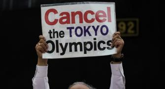 Tokyo doctors call for cancellation of Olympics