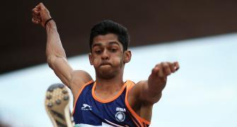 AFI sacks long jumper Sreeshankar's coach