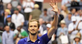 Medvedev turned on by desire to win US Open final
