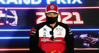 Raikkonen to miss Dutch GP