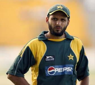 Majeed couldn't trap Afridi in his 'fixing' net