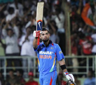 Virat Kohli jumps to joint 2nd in ICC ODI rankings