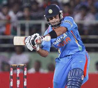 Kohli has edge over Raina for number four slot: Dhoni