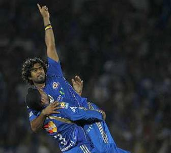 'I am very lucky to have a bowler like Malinga'