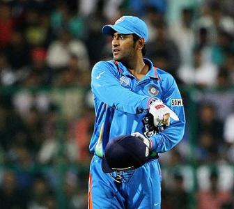 Four Indians in Dhoni-led ICC ODI team