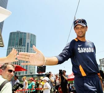 Dravid offered Team India's coaching job