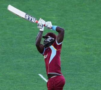 Sammy powers Windies to win over Kiwis in first ODI