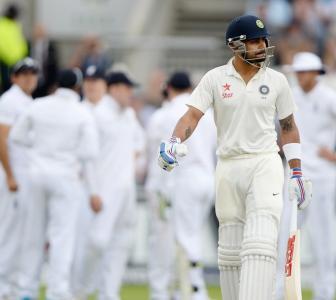 Why the 2014 England tour is a milestone one for Kohli