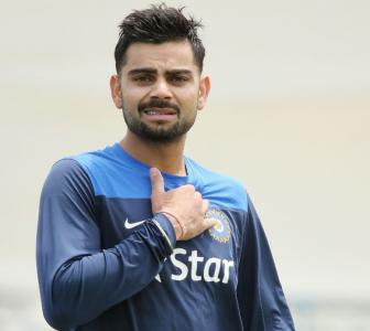'Kohli knows you have to stand up for yourself in Australia'
