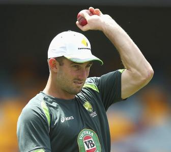 Shaun Marsh replaces Clarke, pacer Hazlewood gets call-up for second Test