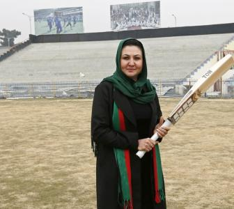 How Afghan women's cricket is crushed by bombs, threats