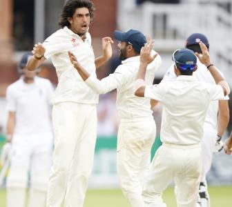 'Ishant will be the leader of bowling department'
