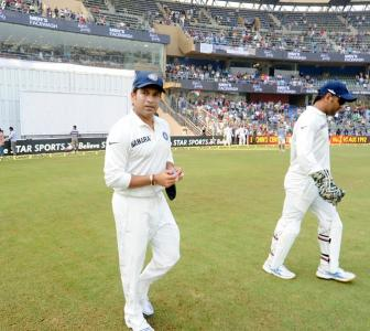 Tendulkar's final Test: 'Tough to find words to describe the crowd's emotions'