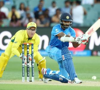 Failures have made me stronger: Dhawan