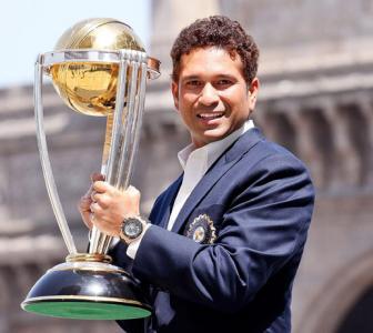 Best cricketing moment of Sachin Tendulkar's life...