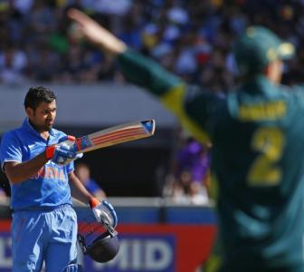 Rohit knows how to build an innings after good start: Dhoni