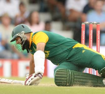 South Africa rest big guns for World Cup