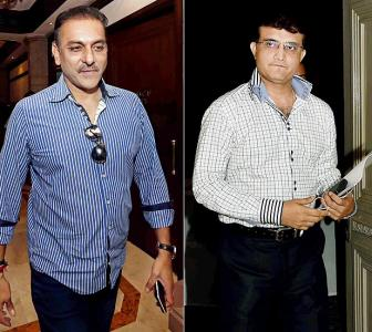 'Sourav-Shastri game is lots of bhelpuri for media'