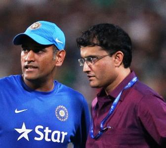 Enough time to decide on Dhoni's future, says Ganguly