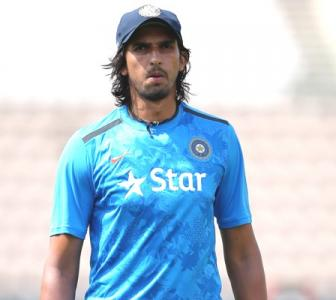 'Ishant's behaviour in Sri Lanka is pathetic display of aggression'
