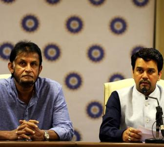 Why BCCI president Thakur is angry on former chief selector Patil