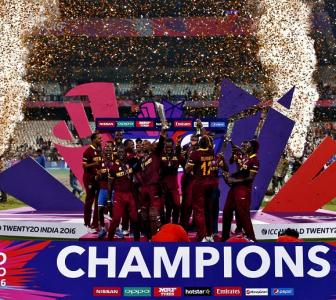 How 'Champions' West Indies created history at Eden